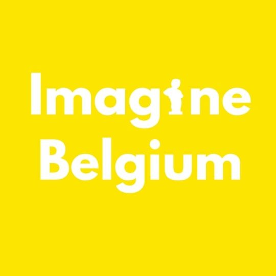 Imagine Belgium - Logo