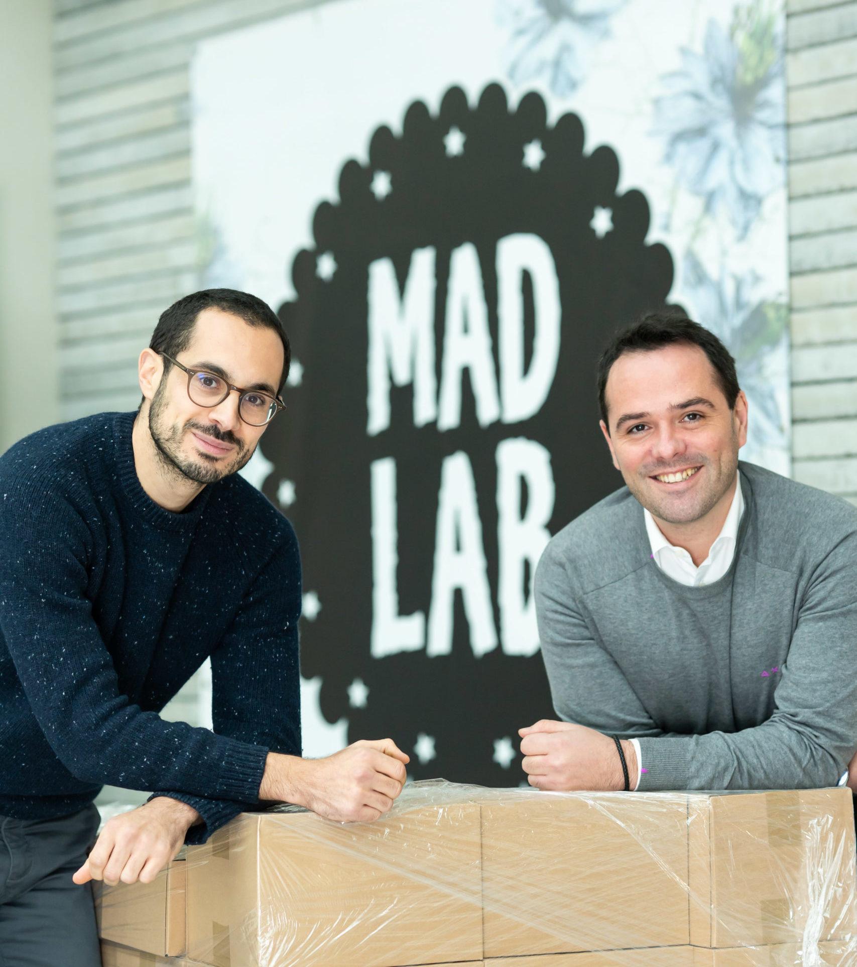 Mad Lab - Photo de l'équipe