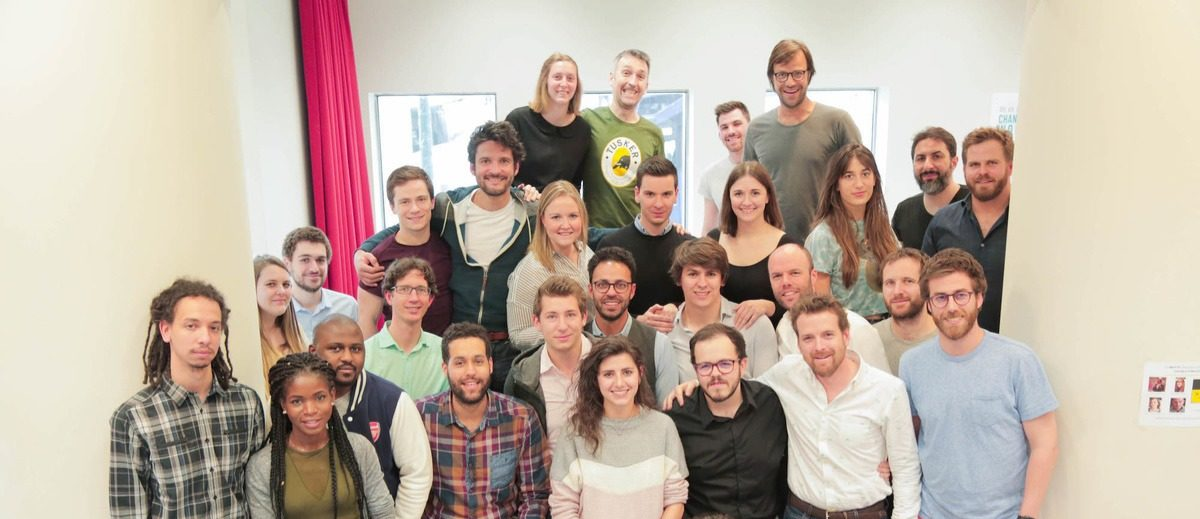 Startup Factory - Team