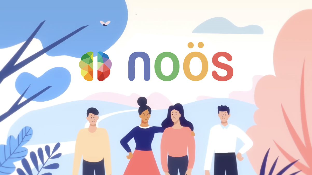 Noös illustration pour Meet My Job