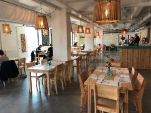 Salle de restaurant Bel Mundo