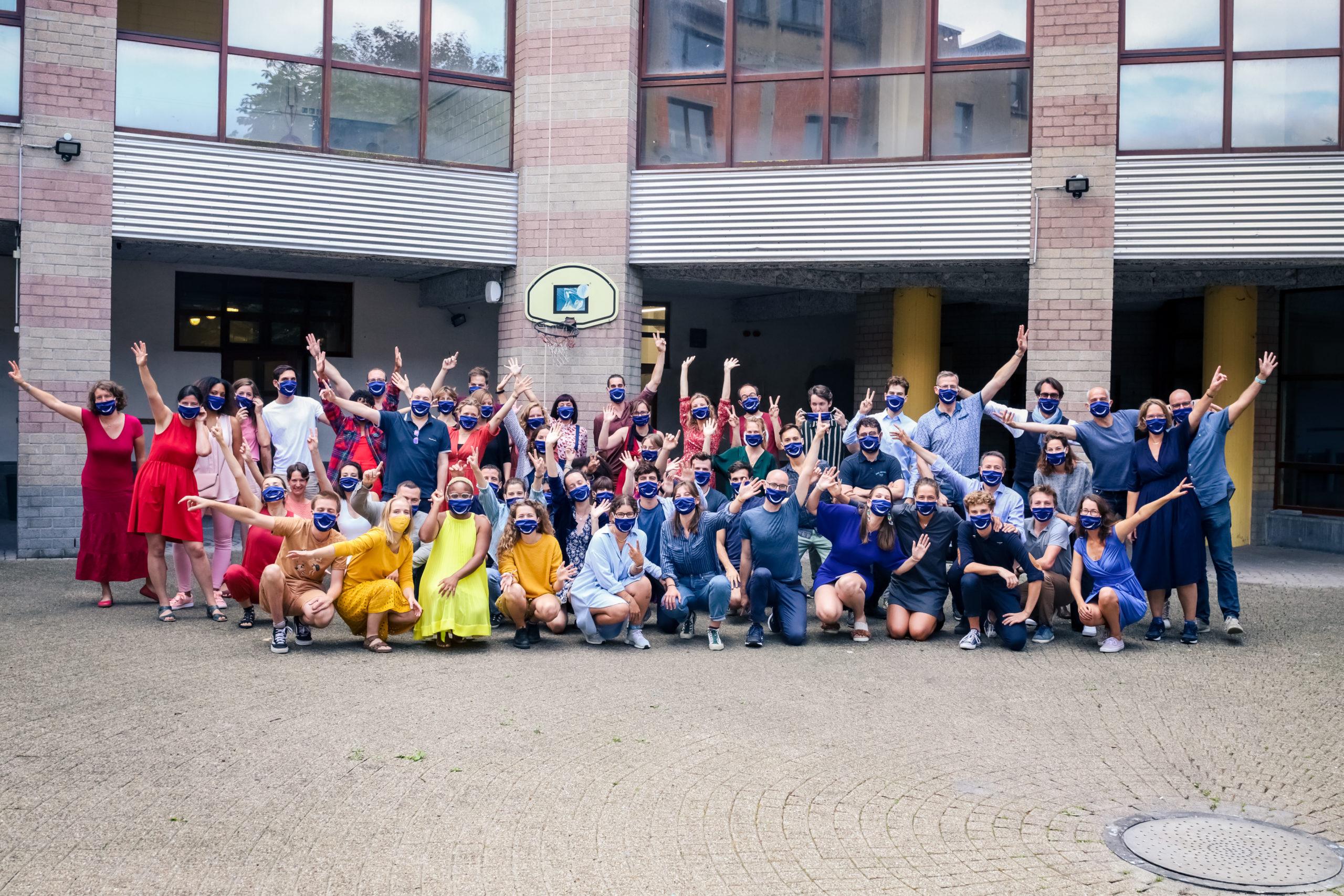 Teach for Belgium x Meet My Job - 5