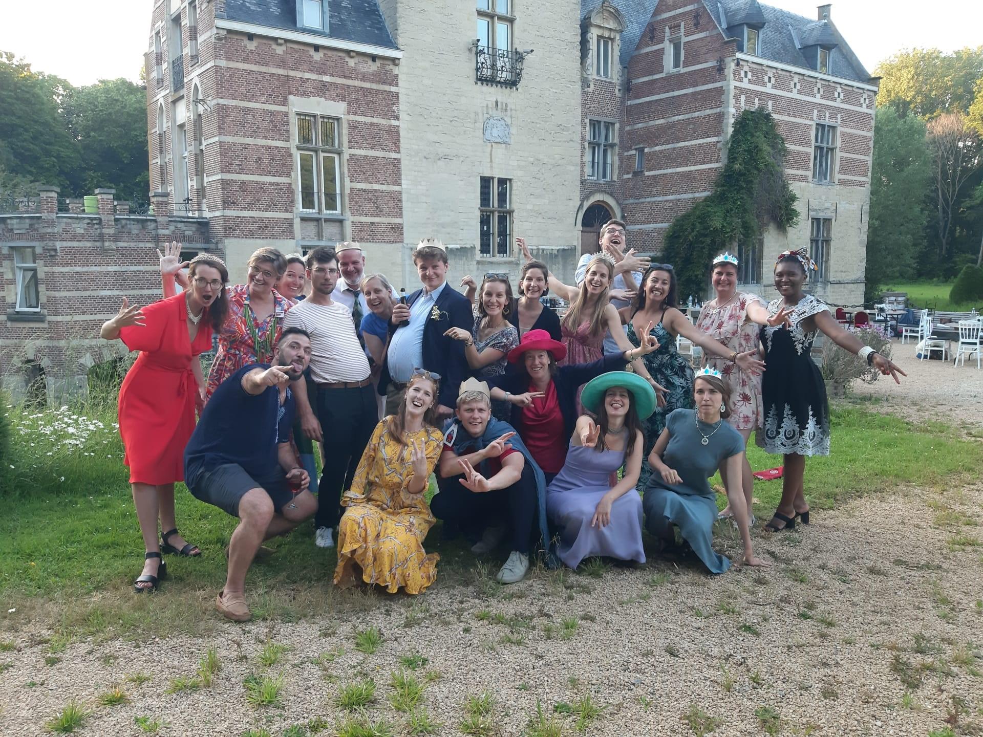 Teach for Belgium - 7